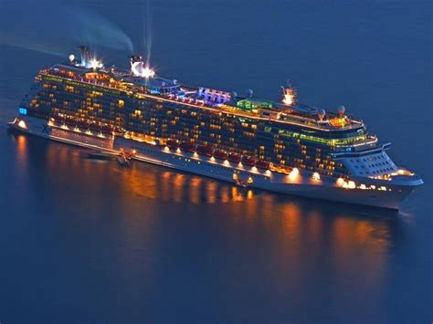 what is celebrity s newest ship 29 stunning pictures of celebrity s newest and biggest