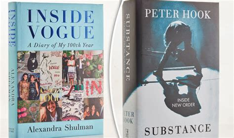 libro inside vogue my diary book reviews inside vogue a diary of my 100th year and substance inside new order books