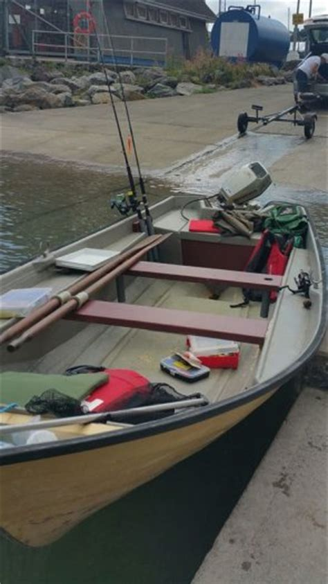 fishing boat with engine 15ft fishing boat with trailer and engine for sale in
