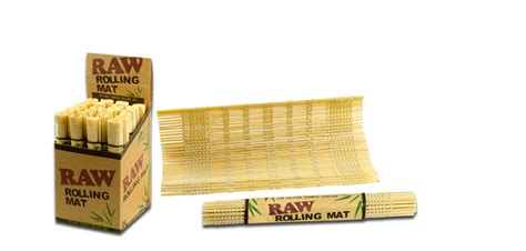 Bamboo Cigarette Rolling Mat by Bamboo Rolling Mat