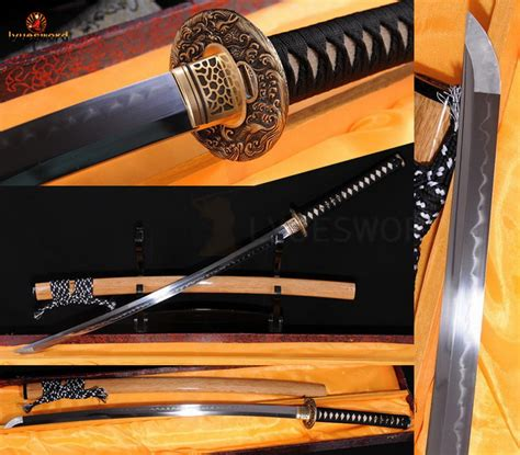Handmade Battle Ready Swords - handmade japanese samurai sword katana functional