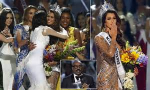 Kiwis Ban Miss Universe Lovable Ad by Miss Crowned Miss Universe In Philippines Daily