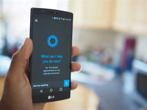 cortana android microsoft releases cortana for android beta to the
