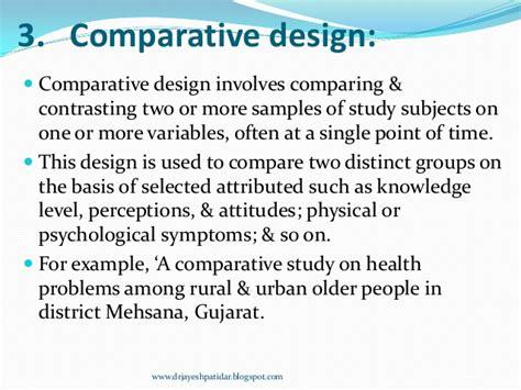 comparative research paper comparative research paper logistics