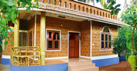 900 square 2 bedroom low budget kerala style home
