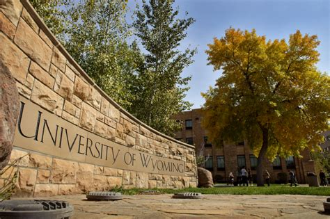 Of Wyoming Mba Program of wyoming faces more than a budget crunch