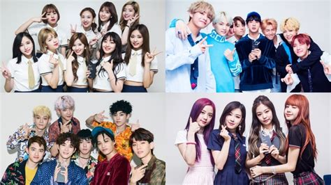 twice and bts click twice bts exo blackpink members quiz by colorgirls