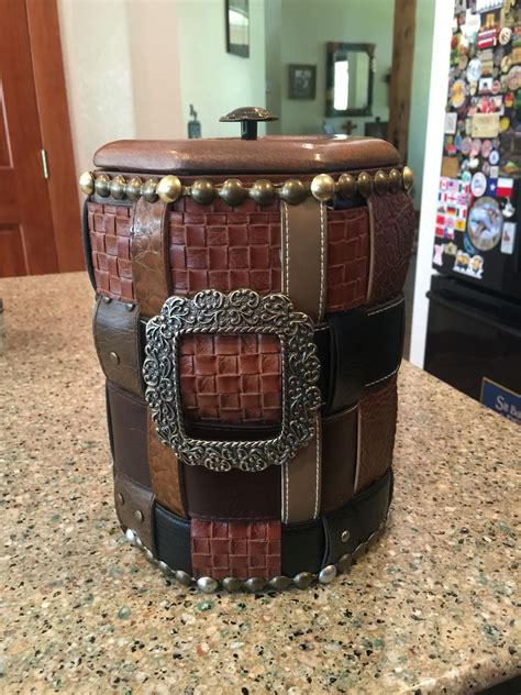 sugar canister  added belts    great storage space   clorox wipes