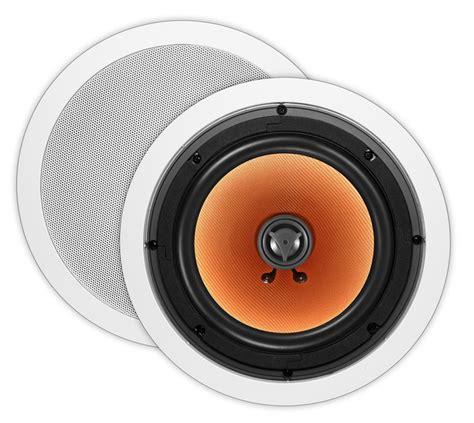 8 quot ceiling speakers premium custom installed ceiling