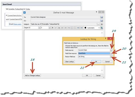 sharepoint workflow loop through list tutorial how to loop through list items without