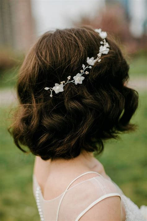 hairstyles images short best 25 short bridal hairstyles ideas on pinterest
