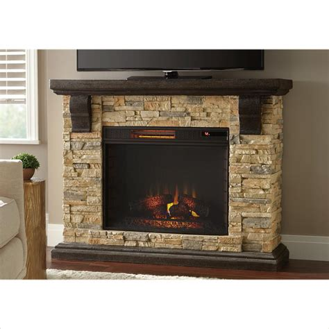 tv electric fireplace home decorators collection glenrae 58 in media bow front