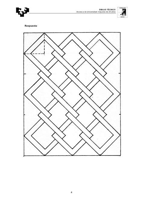 figuras geometricas utilizadas en el dibujo tecnico dibujo tecnico