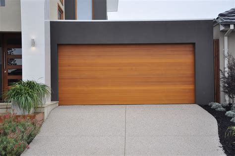 Cedar Wood Garage Doors Price Architecture Beautiful Modern Garage With Cedar Wood And Wall L With Marble Floor Collection