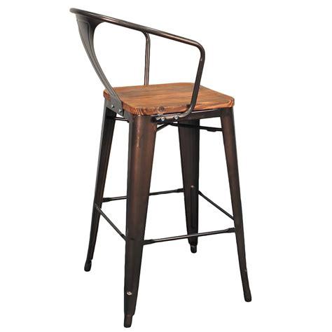 architect gunmetal bar stool buy metal bar stools metro modern gun metal bar stool eurway furniture