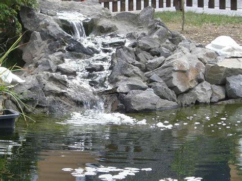 wasserfall selbst bauen 2355 wasserfall selbst bauen wasserfall im garten selber bauen