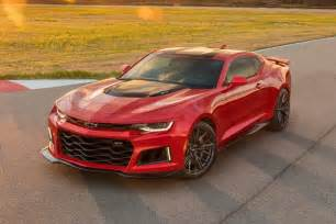 Chevrolet Camaro How Much Used 2017 Chevrolet Camaro Zl1 Pricing For Sale Edmunds