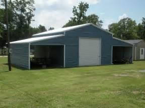 Metal Barns Metal Barns Louisiana Steel Barns Barn Prices La