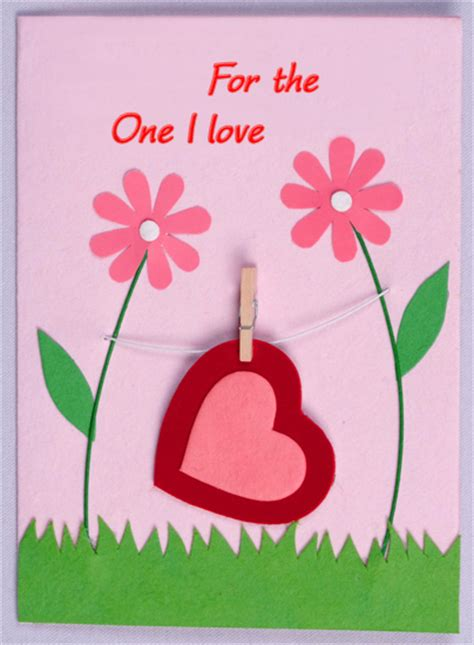 Handmade Day Card - handmade valentines day cards by accolinecards handmade