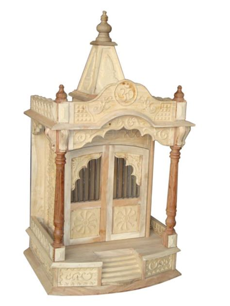 wooden home pooja mandir buy wooden home pooja mandir