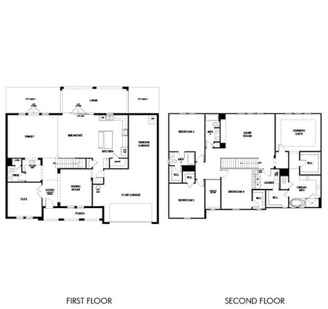 tara floor plan parkside homes for sale orlando fl real estate