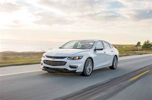 2016 chevy malibu vs 2015 space dimensions gm authority
