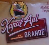 Kapal Api Grande White Coffee Topping Bag sekedar perbandingan rasa white coffee vs white coffee bebas ngetik