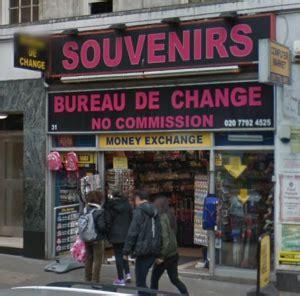 cambiare soldi in dove cambiare soldi a londra trucchilondra