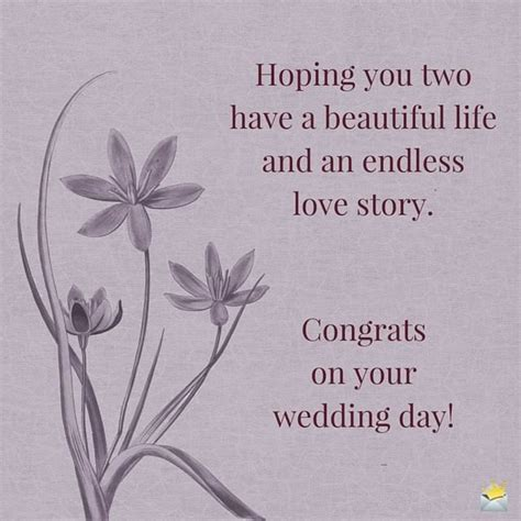 Wedding Congratulations On by Congratulations On Your Wedding Day Www Imgkid The