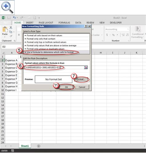 excel format using formula excel 2003 if statement change cell color how to use