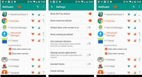 no root firewall apk netguard no root firewall apk v2 100 pro android application amzmodapk