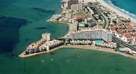apartamentos villa la manga superbe duplex r 233 nov 233 a 3m de de la plage la manga del