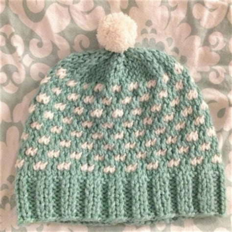 all free knitting free knitting pattern hat needles simple