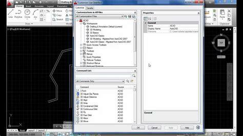 tutorial autocad 2007 em portugues gratis autocad 2013 aula 08 como personalizar customizar a