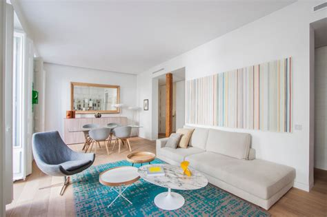 Small Living Room Idea Descubre Qu 233 Alfombra Le Va A Tu Casa Con Los Consejos De