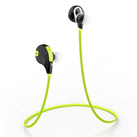 Earphone Aukey bluetooth sport headphone aukey bluetooth 4 1 wireless stereo sport headphones headset running