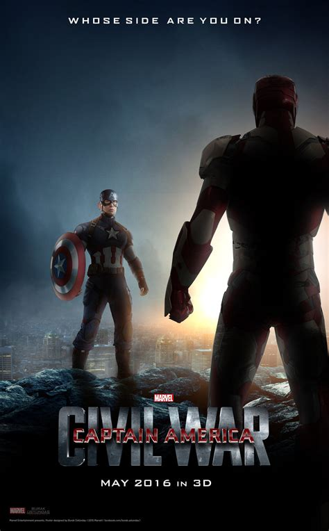 Captain America Civil War Imax Poster Iphone All Semua Hp captain america civil war poster 1 by burakrall on deviantart