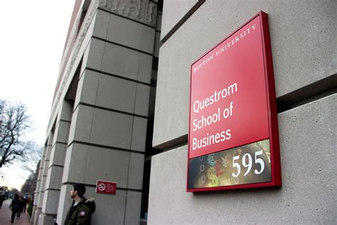 Questrom Mba For Bu Undergrad by Questrom Report Offers Ways To Improve Business Education