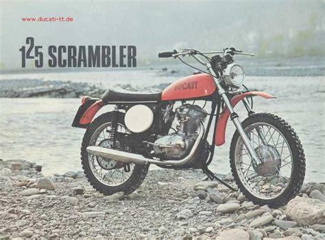 Ducati Motorrad 125 by Ducati 125 Scrambler Technische Daten Des Motorrades