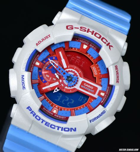G Shock Blue g shock blue and white www pixshark images