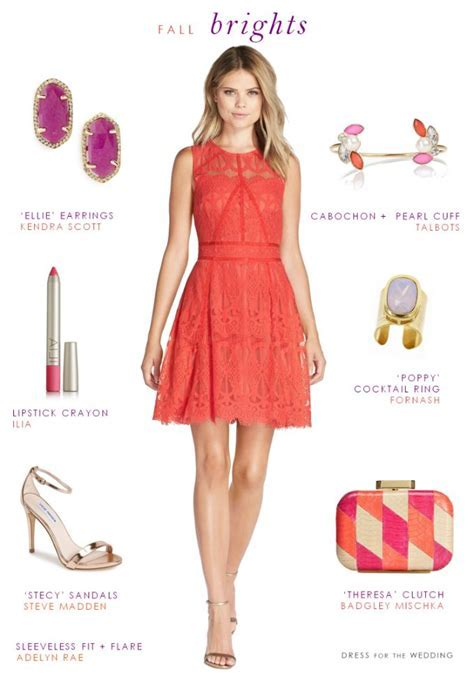 25  best ideas about Orange wedding guest dresses on