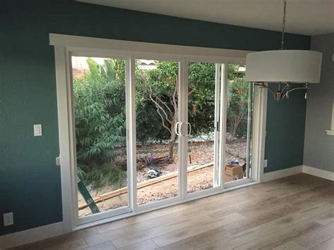 Replacement Windows And Patio Doors In La Jolla Patio Door With Window