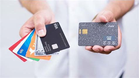 Smart Card Gift Cards - fuse smart card slims your wallet gadgetsin