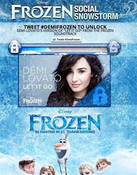 let it go frozen testo demi lovato let it go testo traduzione ufficiale