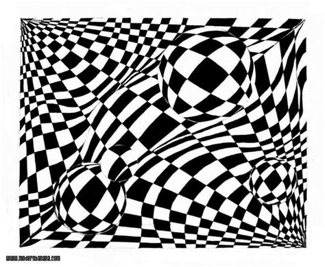 printable optical illusions optical illusion coloring pages free optical illusion