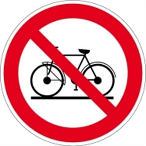 Fahrrad Aufkleber Selber Gestalten by Verbotszeichen Fahrr 228 Der Verboten Schilder Drucken De