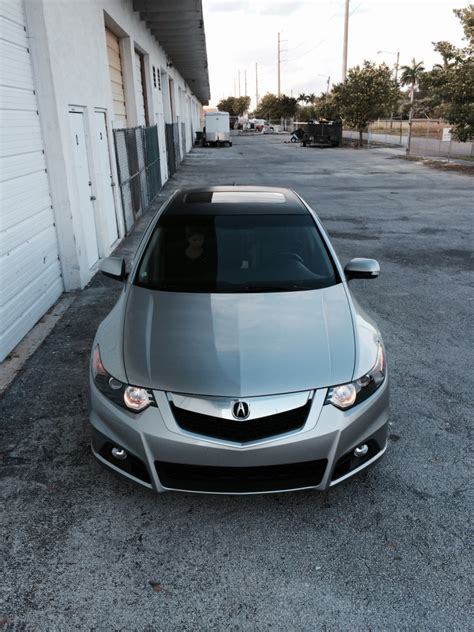 2009 acura tl with black roof wrap intack signs and wraps 187 acura tsx matte black roof wrap