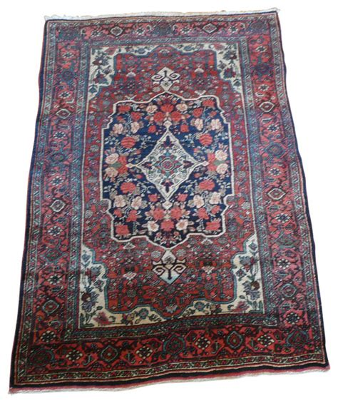3 3x4 10 antique kashan rug traditional area rugs by