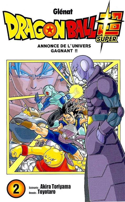 2344030034 dragon ball super tome dragon ball super tome 02 171 nous la team 6 187 yzgeneration
