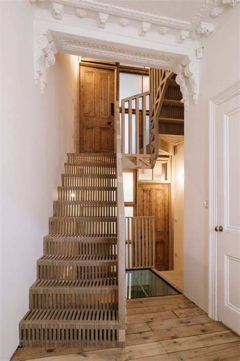 Plywood Stairs Design A Few Steps Higher 14 Unusually Artistic Modern Staircase Designs Weburbanist Howldb